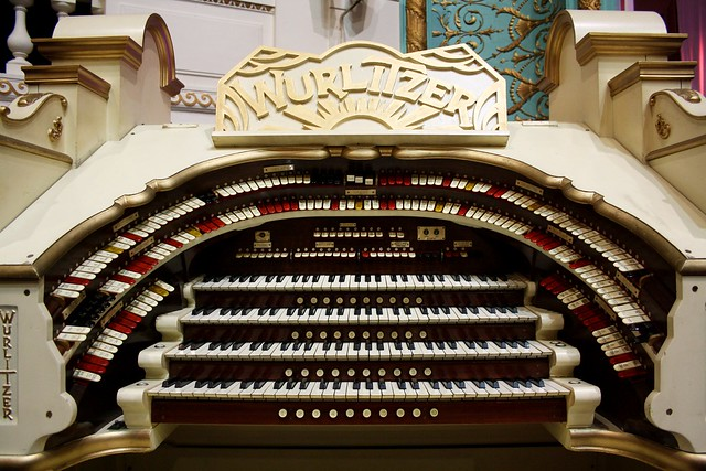 Wurlitzer by @LollyGee