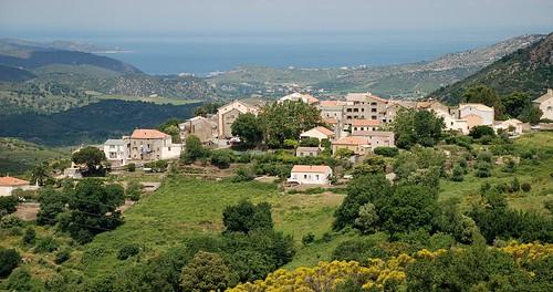 village haute corse