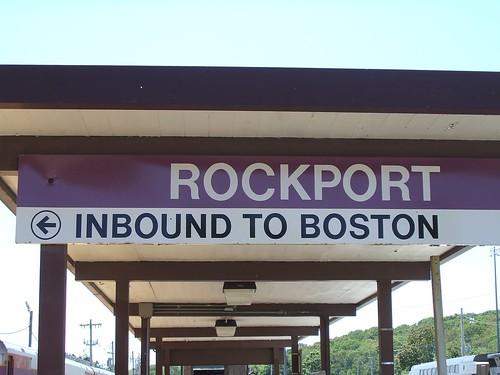 Inbound to Boston