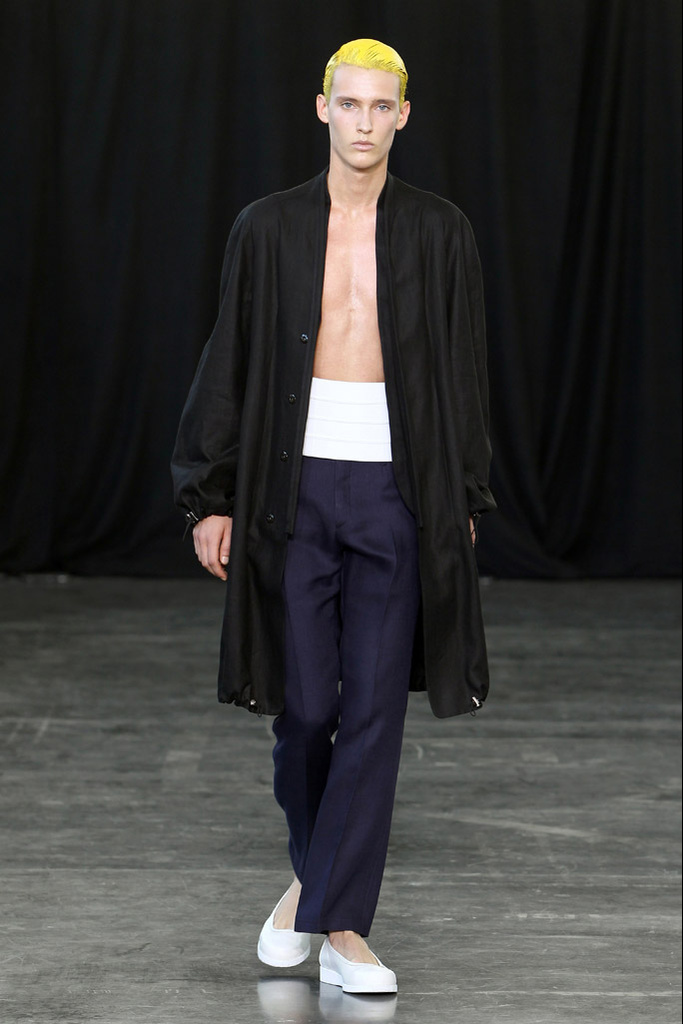 Dzhovani Gospodinovi3042_SS12 Paris Songzio(Homme Model)