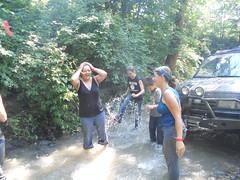 DSCN0859 (chadreschly) Tags: girls sidekick fun jeep mud stuck offroad 4 trails indiana dirty samurai melt suzuki badlands geo tracker wheeling attica 2011 zooki zukimelt