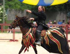 (Pahz) Tags: horse wisconsin battle knights armor knight renfaire joust bristolrenaissancefaire jousting kenoshawi hanlonleesactiontheater