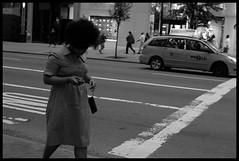 Afro (Maurice Asseraf) Tags: street new york nyc ladies girls people urban bw usa white haircut black reflection sexy art girl smile car fashion skyscraper 35mm hair underground subway photography graffiti photo nice nikon funny shoot metro afro unitedstatesofamerica d70s style funky scene curly hardcore scenario shooting hiphop graff nikkor f18 18 candids volume dancie fixedfocal