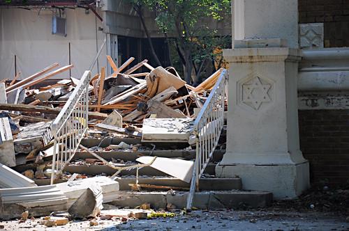 Day 188 - Debris by Tim Bungert