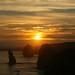 Por do Sol sobre os Doze Apóstolos