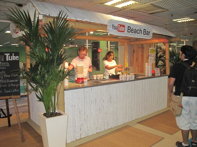 YouTube at the 2011 Cannes Lions Festival