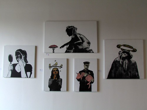 Fresh canvases from Dolk