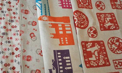 Jenny's fabric