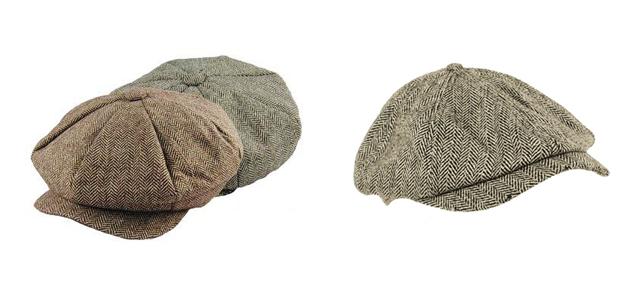 pageboy caps tweed newsboy hats
