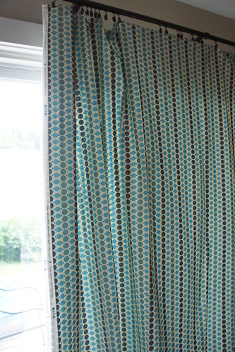 county fair fabric window covering