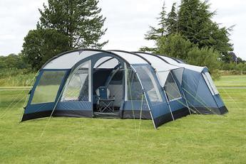 108686 by saratet on Flickr & Royal Cuban ZG 6 man tent *£460*