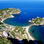 the beach of Isolabella