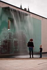 (Attila Pasek) Tags: portrait waterfall longexposuretime