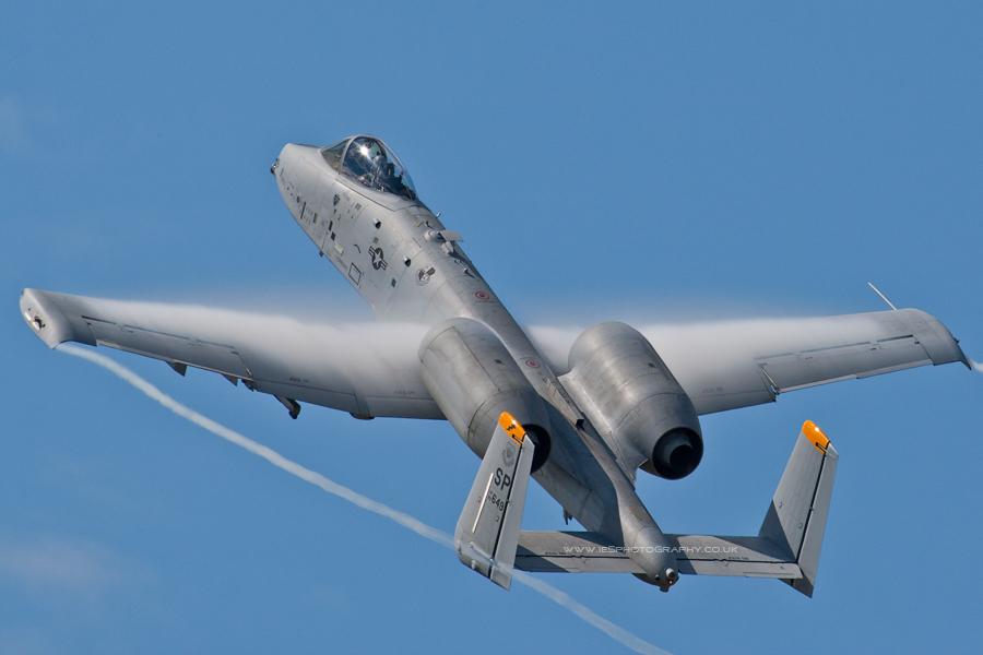 RIAT 2011 A-10 Thunderbolt