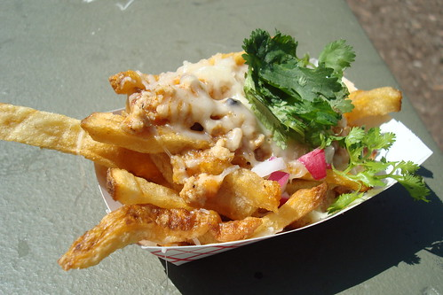 The Frysmith: Habanero Chicken Chili Fries