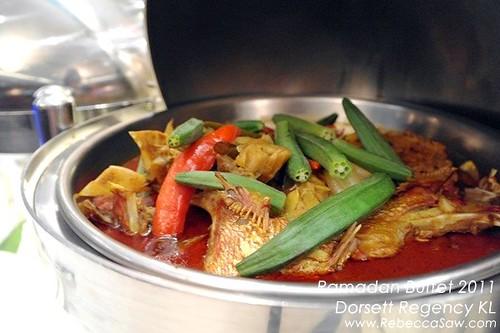 Dorsett Regency KL - Ramadan buffet-29