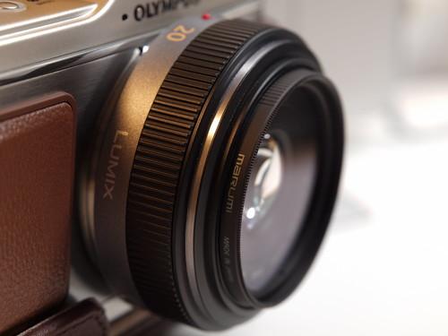 OLYMPUS E-P2 + LUMIX G 20mm F1.7 Asph. + マルミ DHG Super Lens Protect Φ46mm