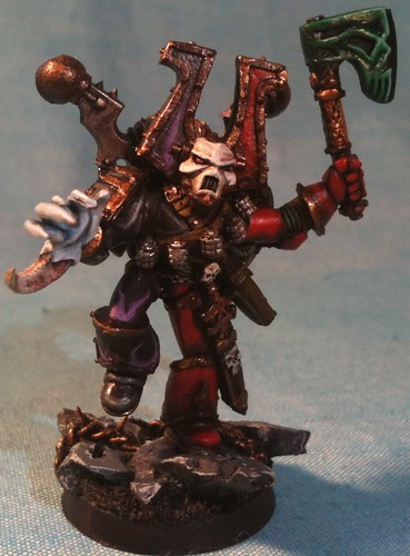 Champion of Khorne with Power Weapon