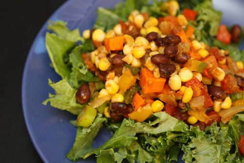 Corn Black Bean Salad