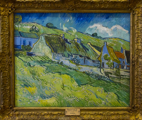 Van Gogh at the Hermitage