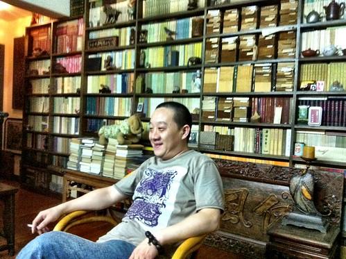 Ye Qing (叶青), poet