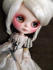 my white queen..
