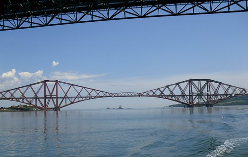 Both Forth Bridges 1