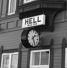 While Walking in Hell