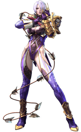 SoulCalibur V for PS3: Ivy