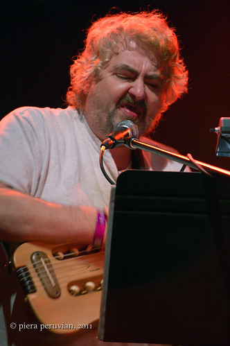 Daniel Johnston Performing at The El Rey Theatre