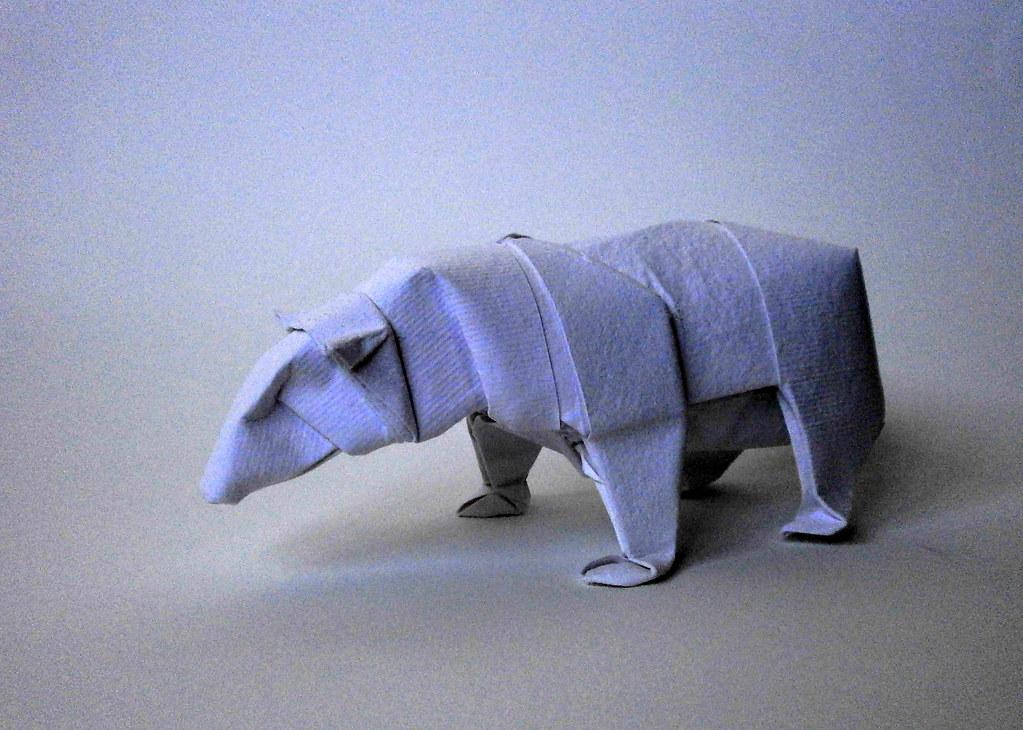Sipho Mabona's Polar Bear