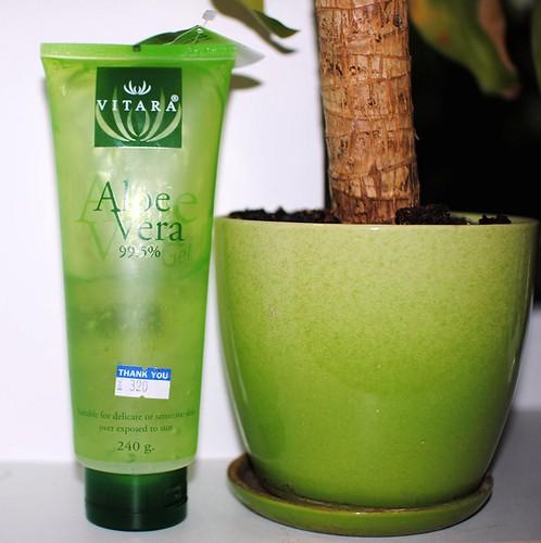 Vitara Aloe Vera 99.5% gel