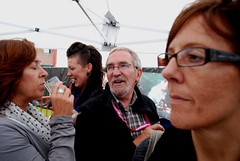opening MiraMirO 2011 - copyright Henry Krul (20) (Henry Krul) Tags: festival miro mira gent gand eveline straattheater streettheatre spielerei panamarenko verdammte hoorens aeromodellor