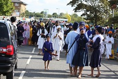 099_parkash_2011_day3 (SikhRoots) Tags: uk london video photos roots ranjit sikh hayes audio sant kala southall baba singh chardi 2011 ragi ravinder parkash smagam kalaa jatha hazoori dhadrianwale sikhroots