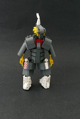 Kan-Val General. (Lego Junkie.) Tags: marine lego general aliens midi builds brickcon kanval ugekis