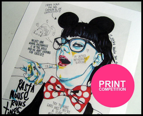 FACEBOOK PRINT COMPETITION