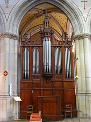 Belley, organ (pierremarteau) Tags: organ orgel cathedrale ain orgue rhnealpes belley
