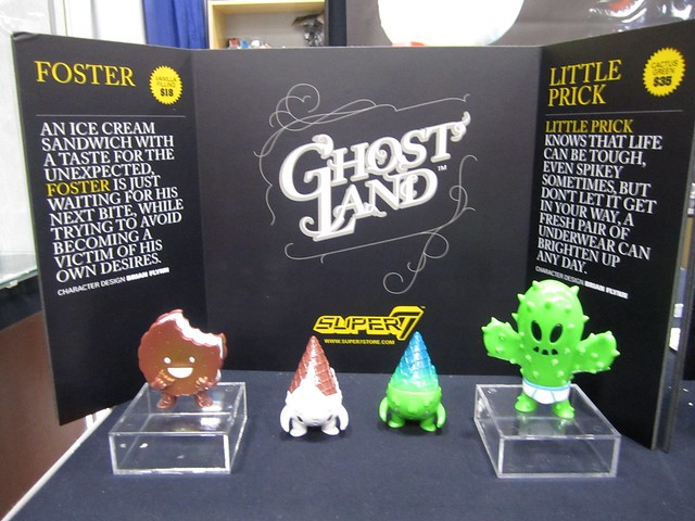 Ghost Land Figures