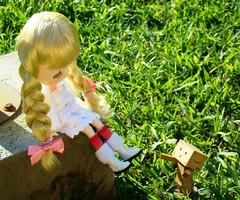 Rapunzel by Danbo
