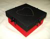 caixa coração (Hannah Crafting) Tags: artesanato cartonmousse patchworkembutido