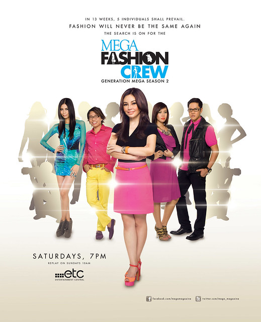 Mega Fashion Crew Second Season poster