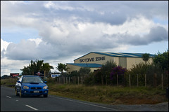 Skydive Zone at Kerikeri Aiport