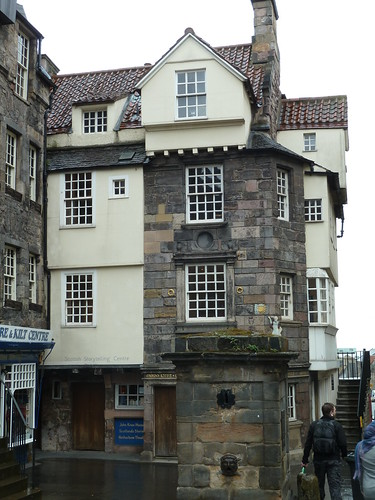 John Knox House, Royal Mile