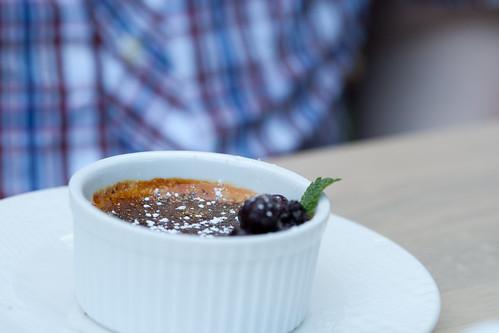 Leib- Resto & Aed: brüleekreem rukkileivakoorikuga