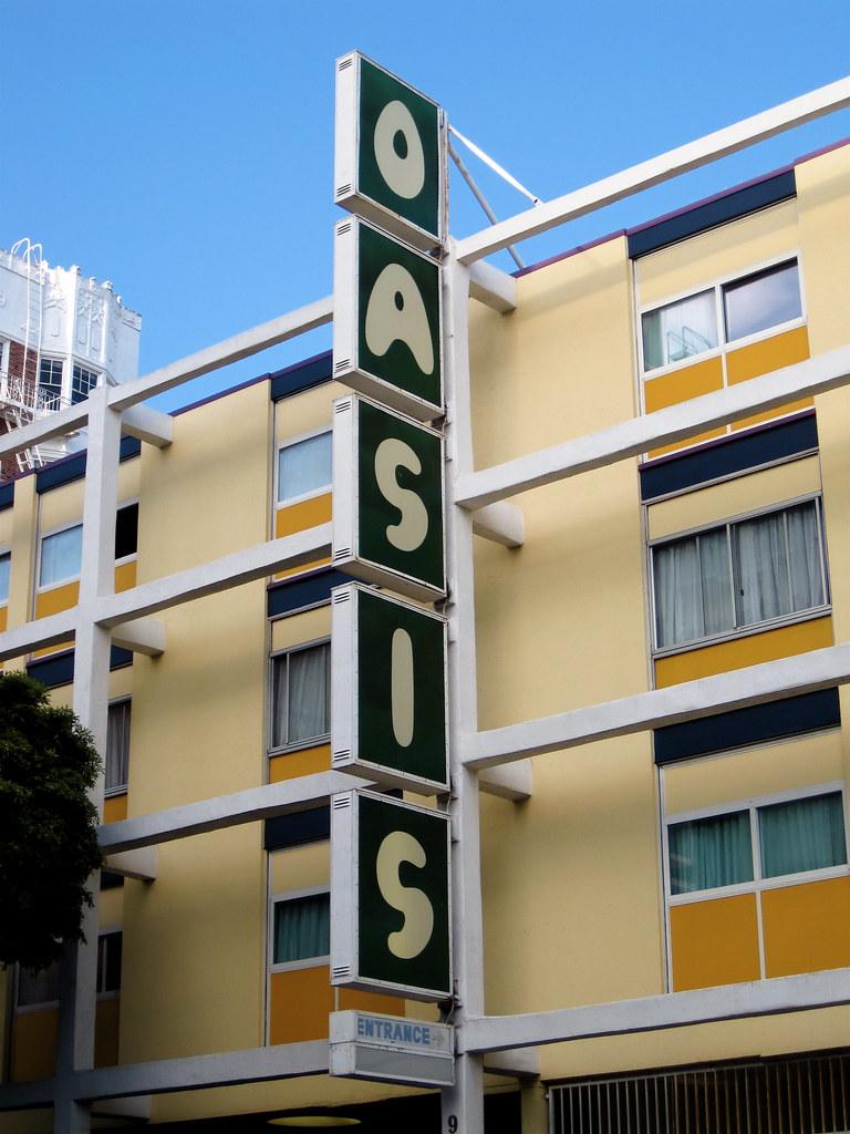 Oasis Inn, San Francisco, CA