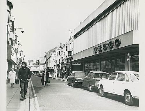 Gardner Street, Brighton, c1970