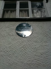 Photo of Henry Trigg blue plaque