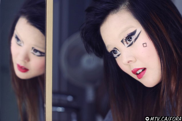 Sharlene/Lady Gaga Edge of Glory tutorial