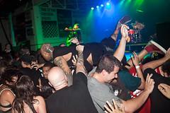 Vans House Parties #3 (Vans 66) Tags: party music 3 brooklyn houseparty live bands third vans tod fuckedup cromags houseparties summerseries vansshoes pissedjeans seelie screamingfemales houseofvans vanshouseparties
