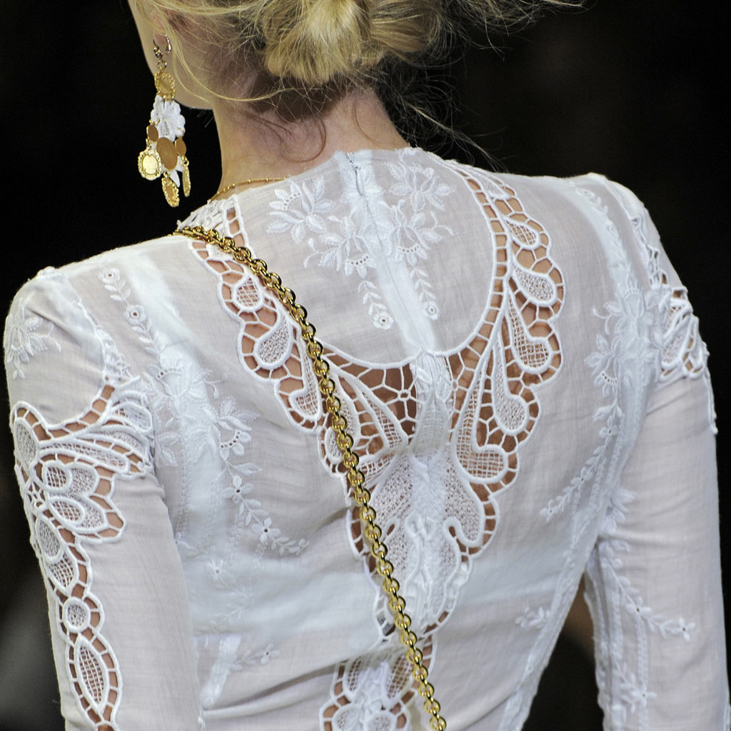 Dolce & Gabbana Spring Summer 2011 Ready to Wear